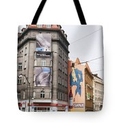 Second Skin Tote Bag
