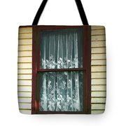 Second Story Sunset Tote Bag
