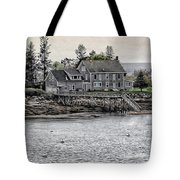 Second Story View Tote Bag