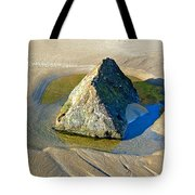 Second Study Of A Rock Tote Bag