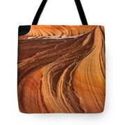 Second Wave, Coyote Buttes North Tote Bag
