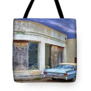Second Wind Tote Bag