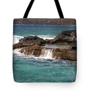 Secret Beach Tote Bag