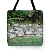 Secret Block Wall Tote Bag