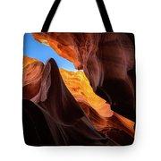 Secret Canyon Tote Bag
