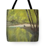 Secret Cove Tote Bag