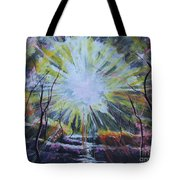 Secret In The Forest Tote Bag