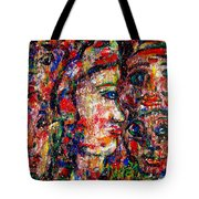 Secret Lovers Tote Bag