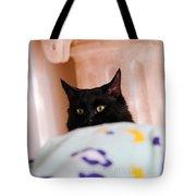 Secret Mission For Catnip Tote Bag