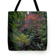 Secret Of The Forest Tote Bag