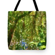 Secret Place By The Water Tote Bag