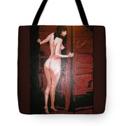 Secret Tote Bag