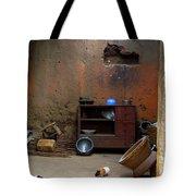 Secret Room Tote Bag