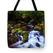 Secret Stream Tote Bag
