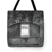 Secret Window Tote Bag