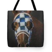 Secretariat - Jewel Of The 1973 Triple Crown Tote Bag