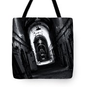 Secrets Kept Tote Bag
