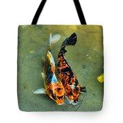 Secrets Of The Wild Koi 15  Tote Bag