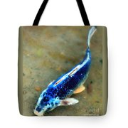 Secrets Of The Wild Koi 18 Tote Bag