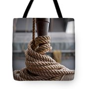 Secured Coils Tote Bag