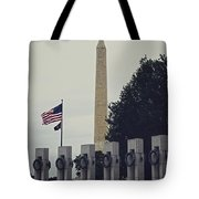 Securing Freedom Tote Bag