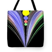 Security Tote Bag by Will Borden