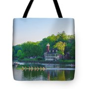 Sedgeley Club - Boathouse Row Tote Bag