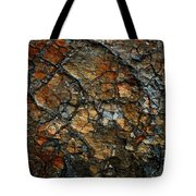 Sedimentary Abstract Tote Bag