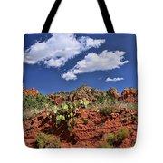 Sedona # 16 - Red Rocks Tote Bag