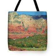 Sedona Beauty 6 Tote Bag