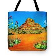 Sedona Bell Rock Tote Bag
