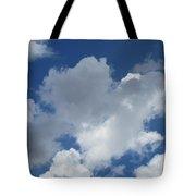 Sedona Heart Cloud Tote Bag