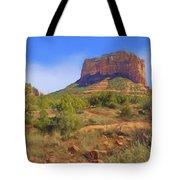 Sedona Landscape - 1 - Arizona Tote Bag