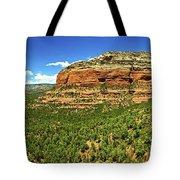 Sedona Landscape Tote Bag
