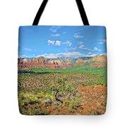 Sedona Landscape2 Tote Bag