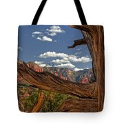 Sedona Mountains Arizona Tote Bag