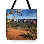 Sedona Overlook Tote Bag
