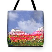 Sedona Snow Tote Bag