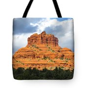 Sedona Spirit Rock Tote Bag