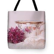 Sedum Flower Still Life Tote Bag