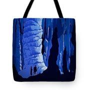 See America, Inside Cave Tote Bag