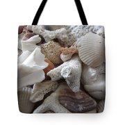 See Sea Shells Fom The Sea Tote Bag