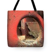 See The Rust Tote Bag
