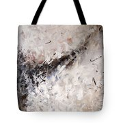 See The World Turn Abstract Painting Tote Bag