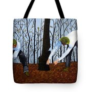 See What I Saw - 2d Tote Bag