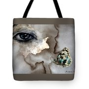 See You In Another Life Ol' Blue Eyes Tote Bag