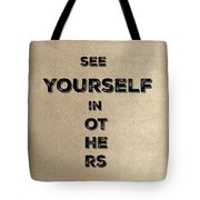 See Yourself #1 Tote Bag