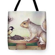 Seed For Two Tote Bag