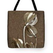 Seed Pods Macro Tote Bag