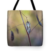 Seeds In A Pod Light Tote Bag